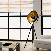Zumaline Antenne Black/Gold Floor -