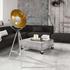 Zumaline Antenne White/Gold Floor -