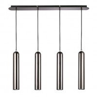 AZzardo Tubo Four Black Chrome -